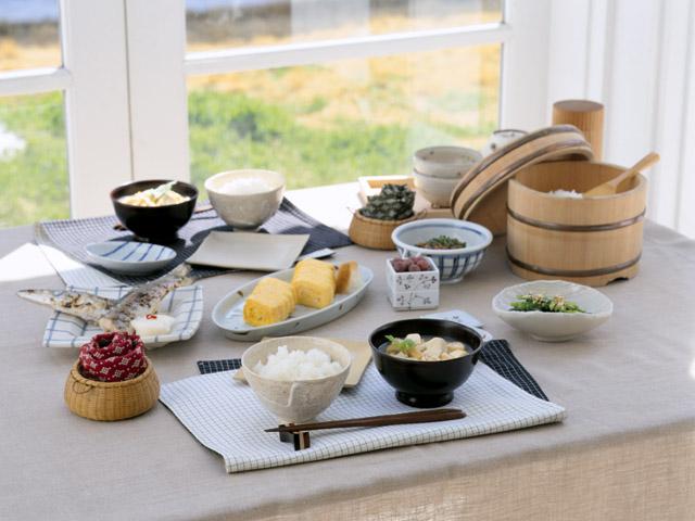 朝の食卓2